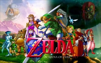 Zelda Ocarina Of Time Wallpaper