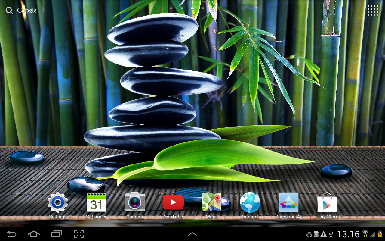 Zen Garden Live Wallpaper