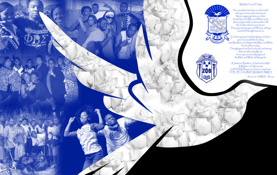 Zeta Phi Beta Wallpaper