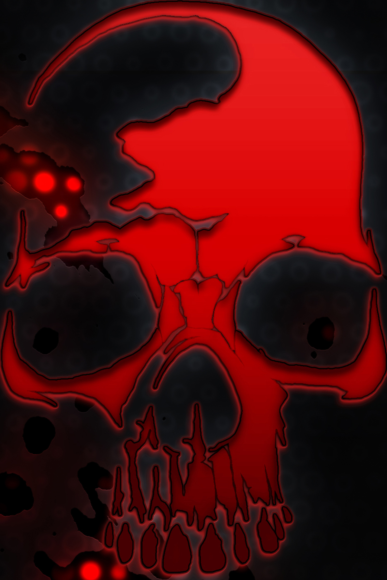 Zombie Mobile Wallpaper