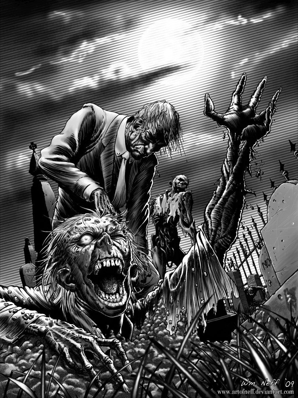 Zombie Wallpaper For Android