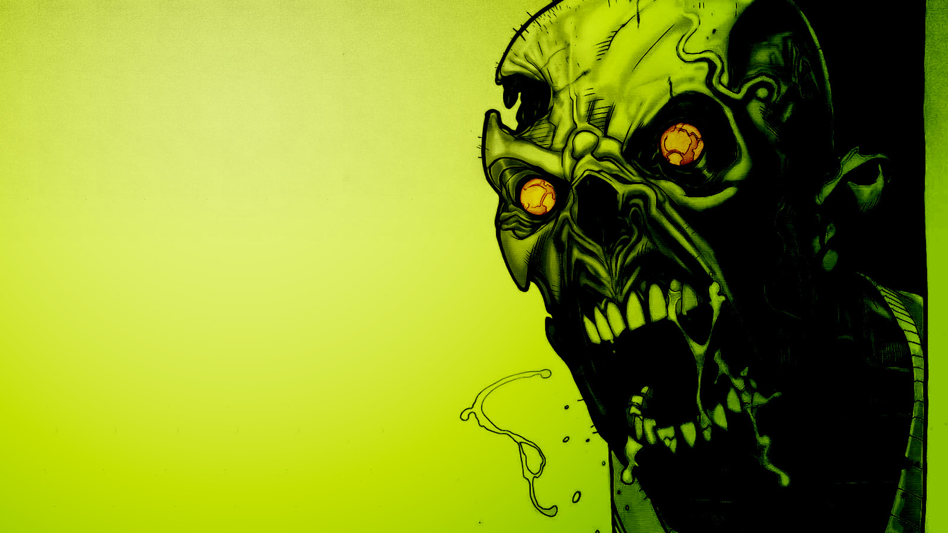 Zombie Wallpapers