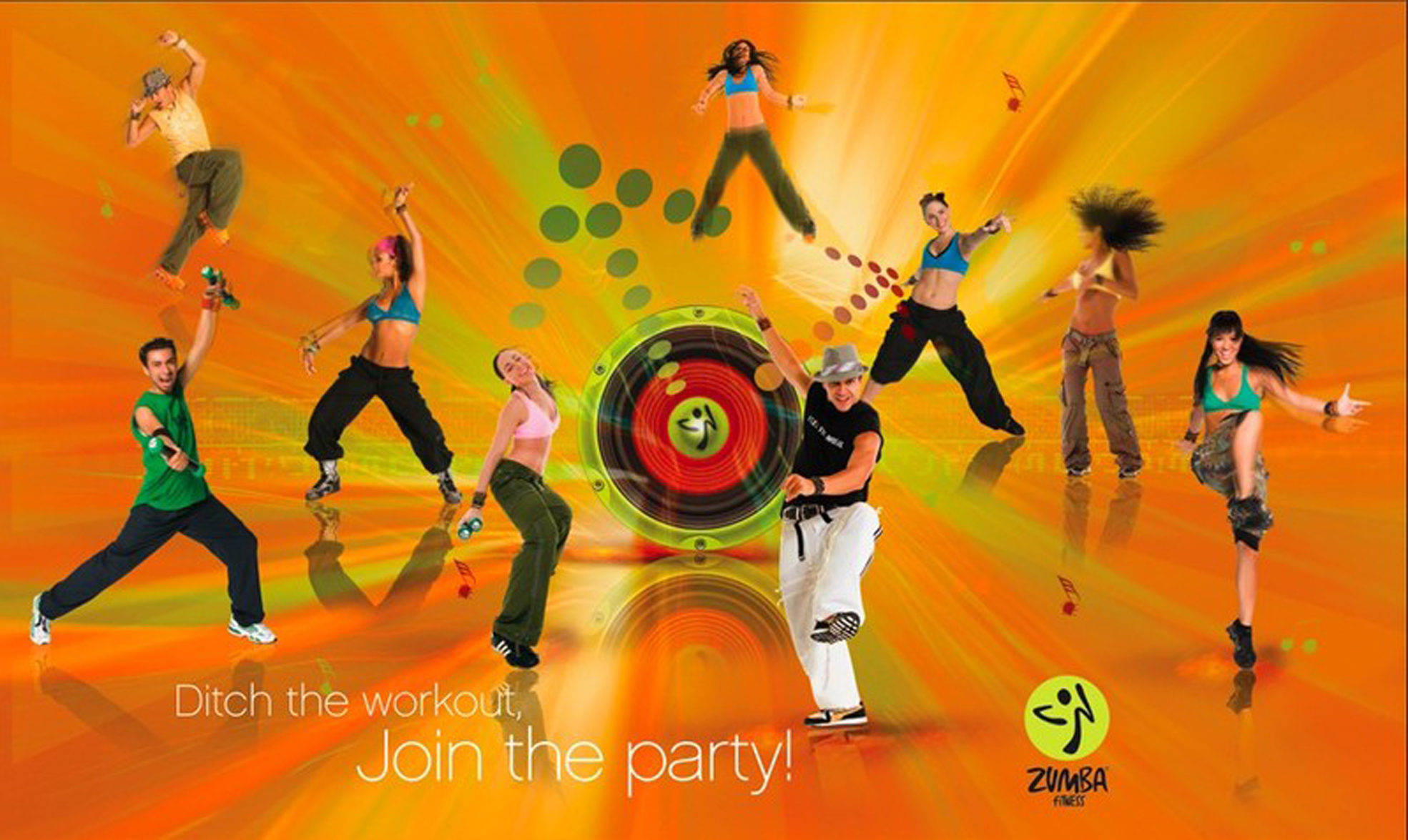 Download Zumba Dance Wallpaper Gallery