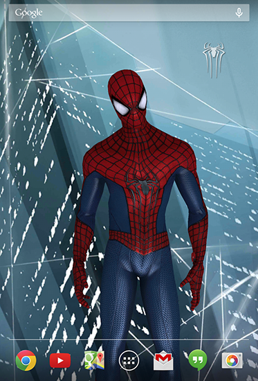 Amazing Spiderman Live Wallpaper