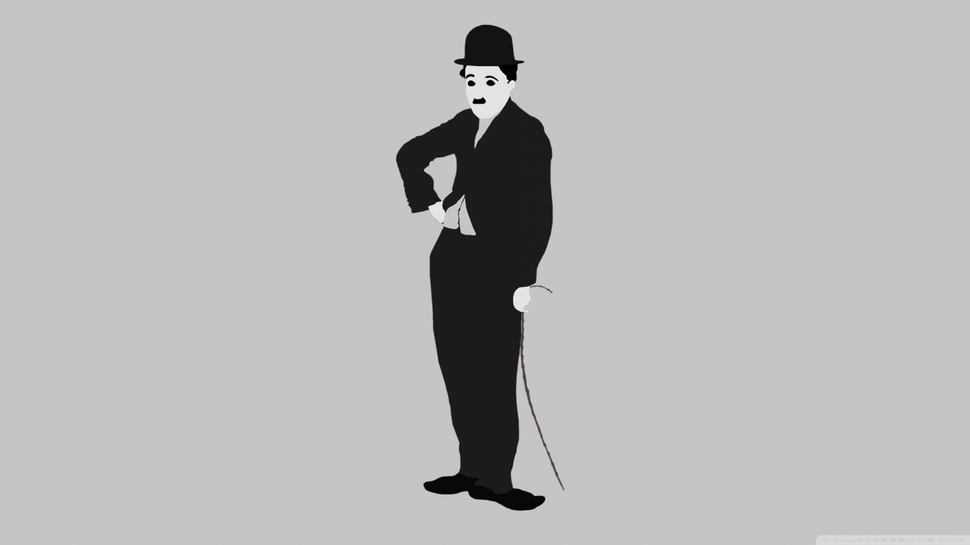 Charlie Chaplin Wallpaper