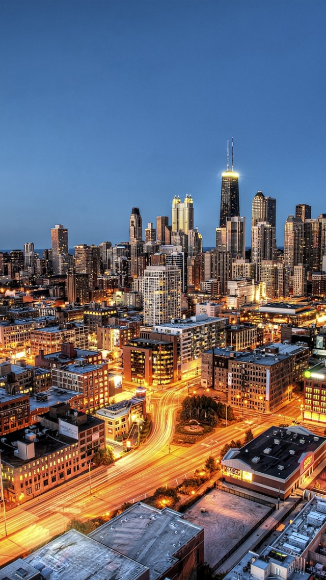 Download Chicago Phone Wallpaper Gallery