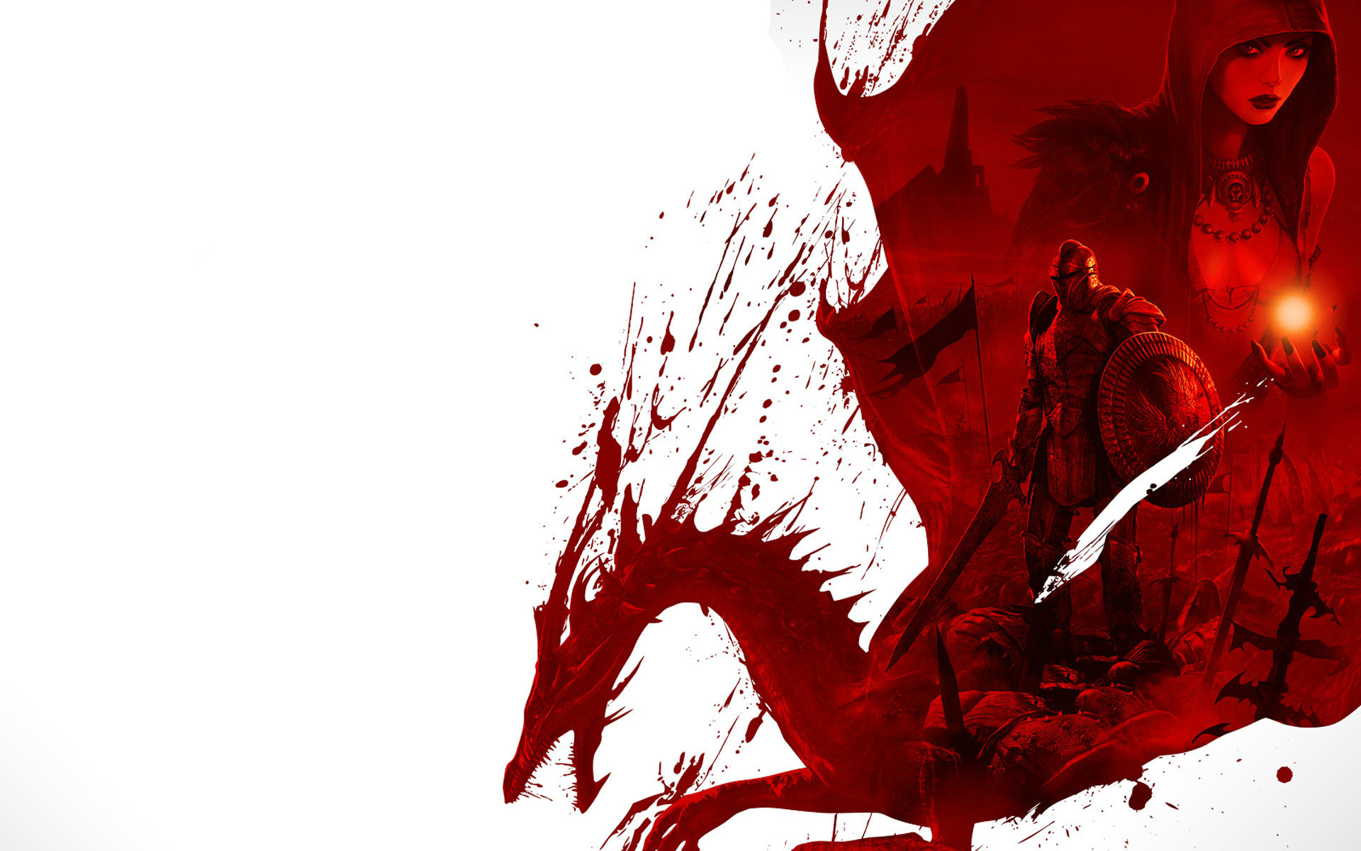 Dragon Age Wallpaper HD