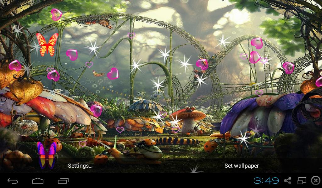 Download Fairy Tale Live Wallpaper Gallery