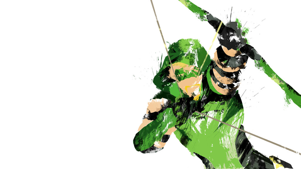 Green Arrow New 52 Wallpaper