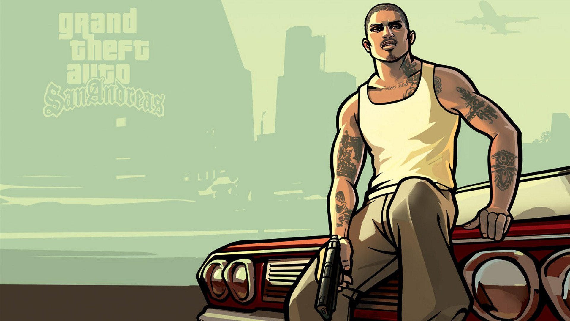 Gta San Wallpaper