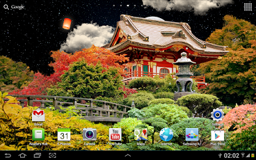 Japanese Live Wallpaper