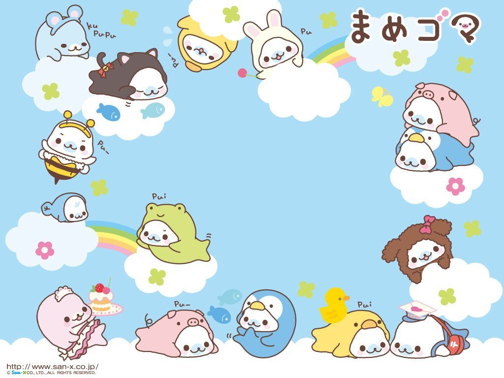 Kawaii Desktop Wallpaper