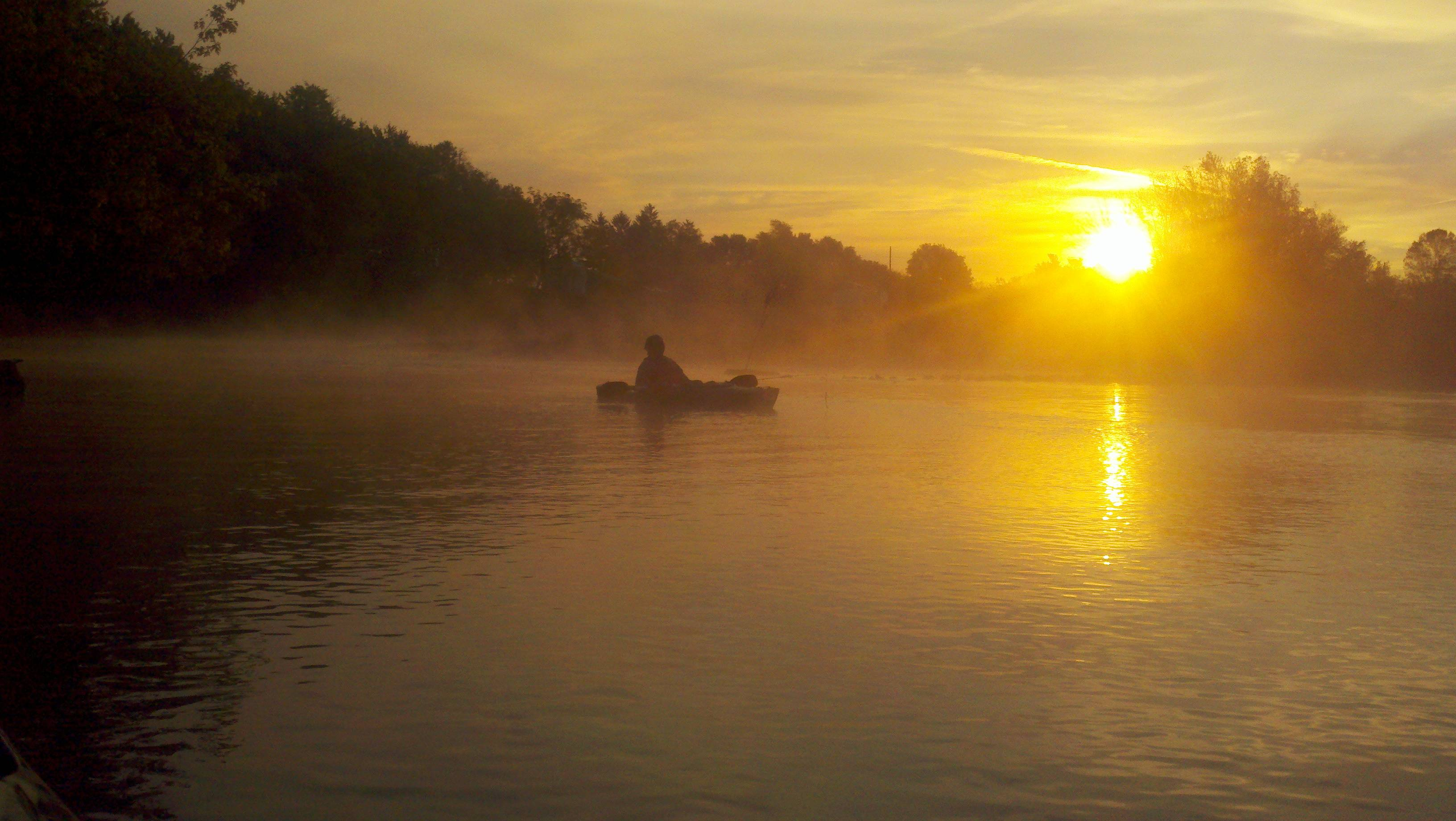 Download Kayak Fishing Wallpaper Gallery