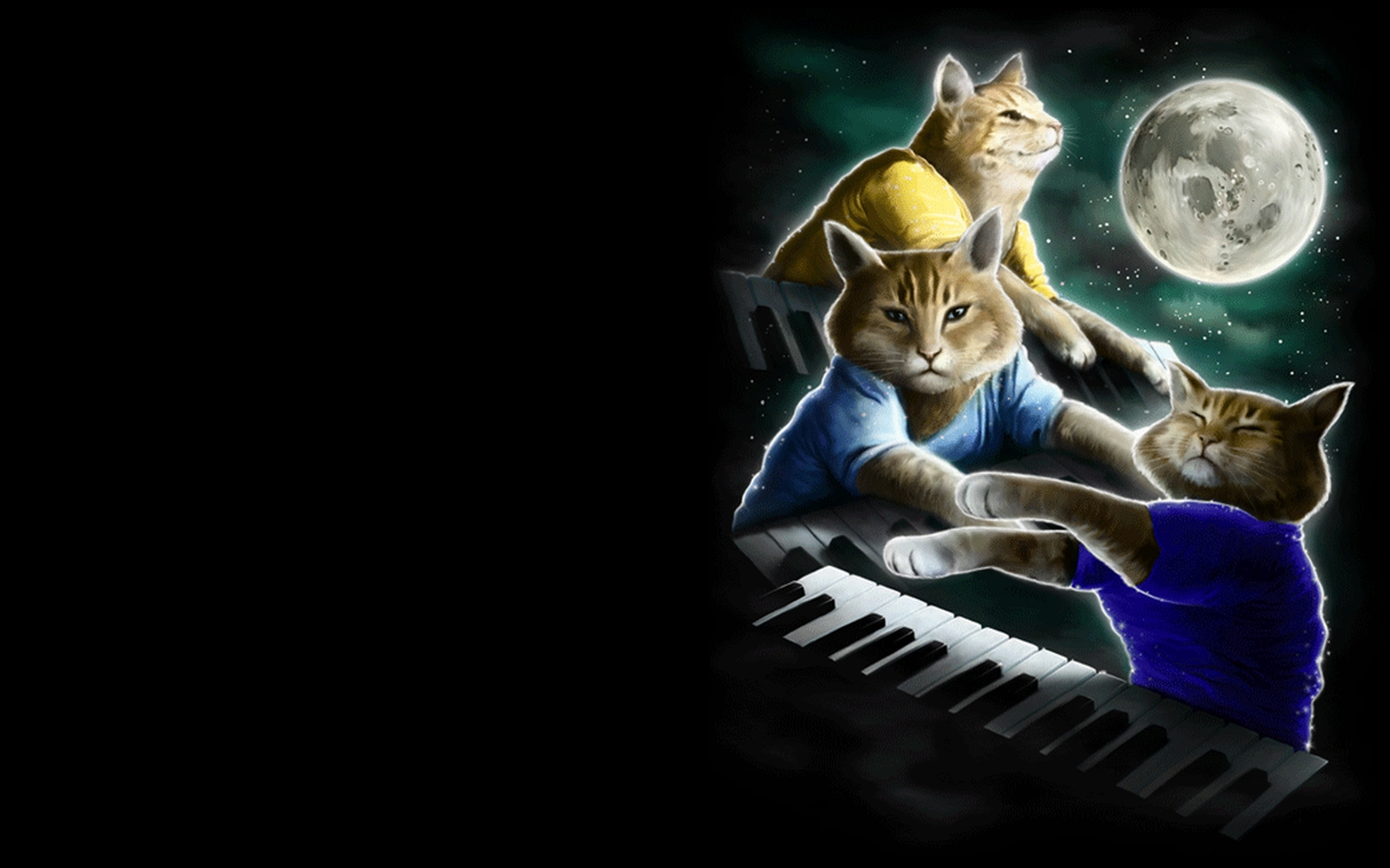 Keyboard Cat Wallpaper