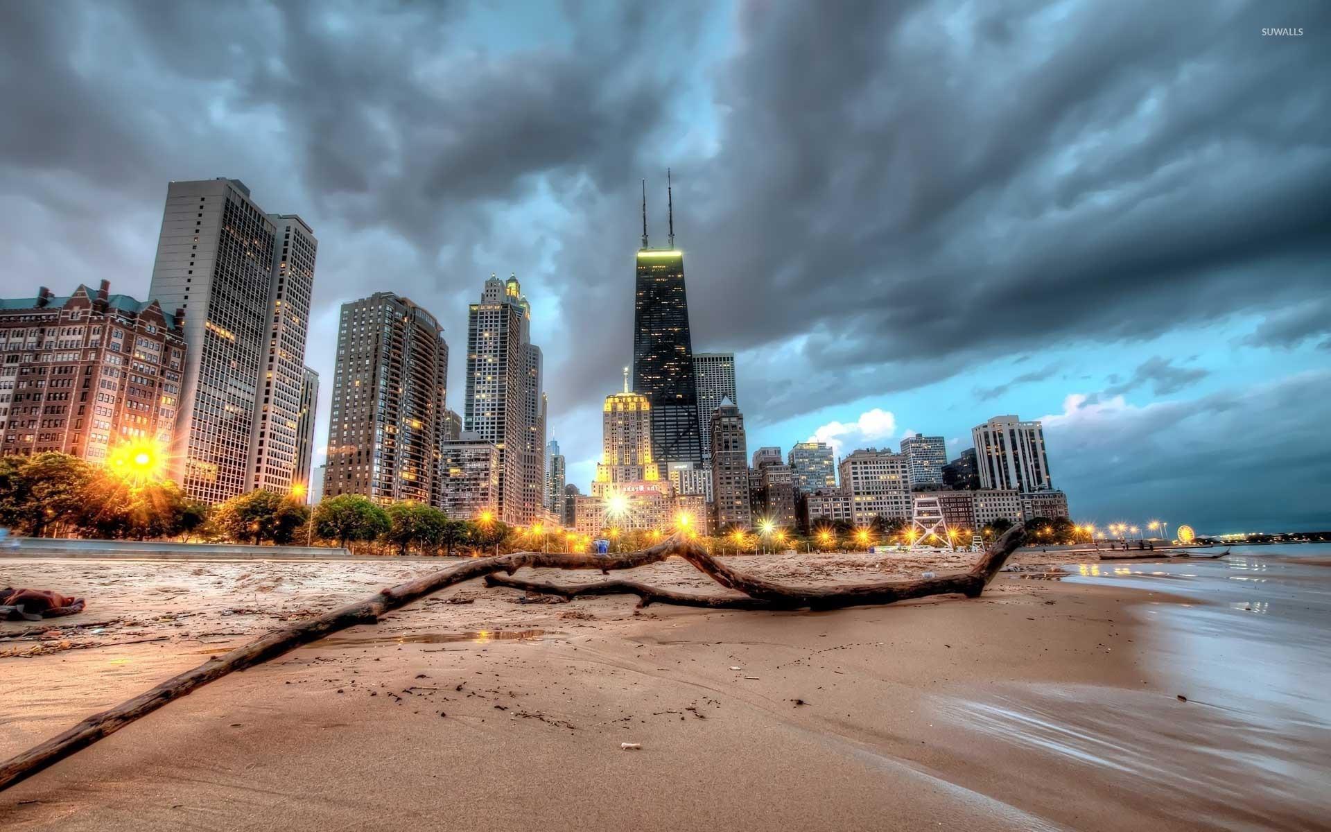 Lake Michigan Wallpaper