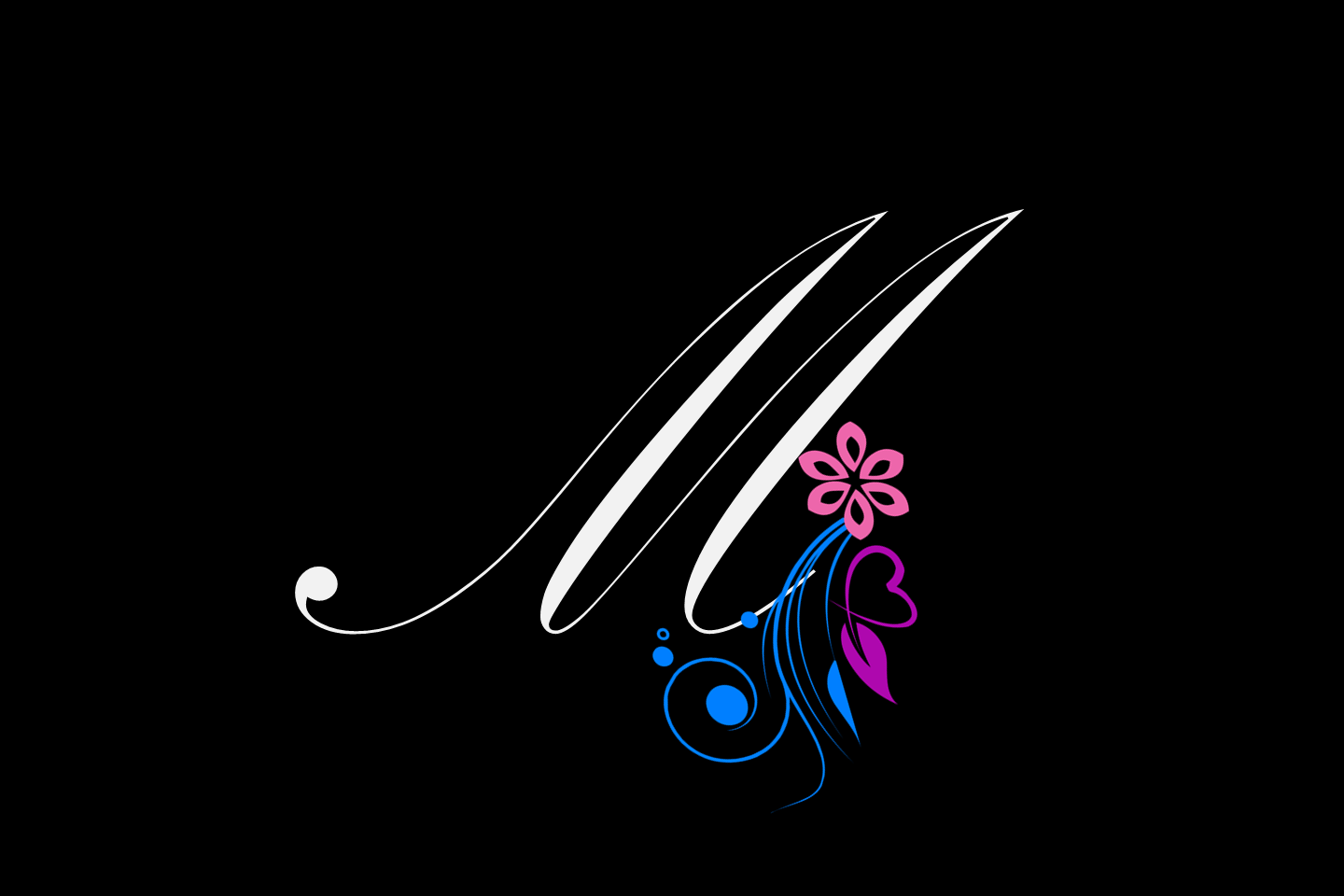 M Letter Wallpapers Free Download