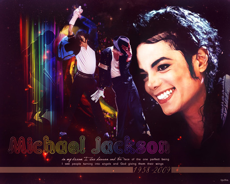 Michael Jackson Smile Wallpaper