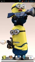 Minion Live Wallpaper