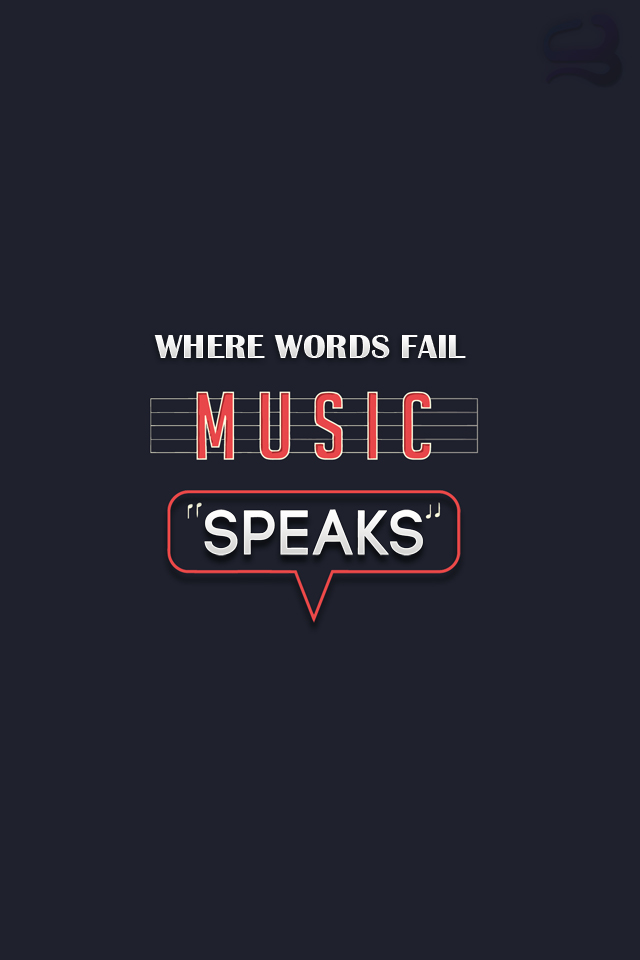 download music wallpapers with quotes gallery