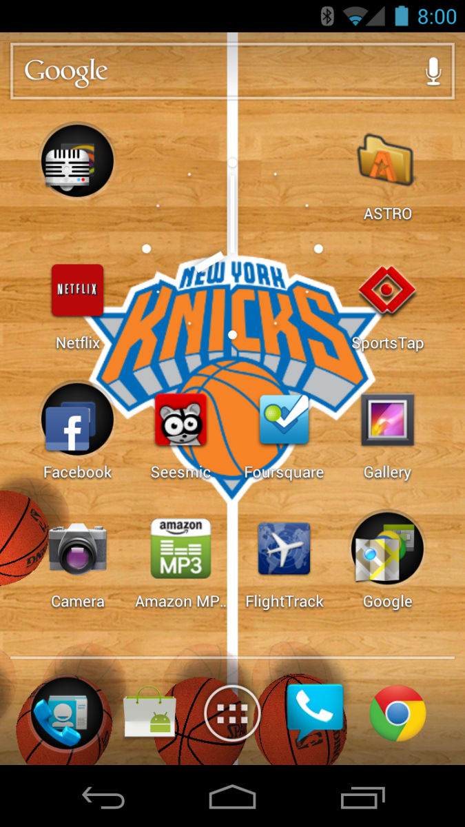 NBA Live Wallpaper Free Download