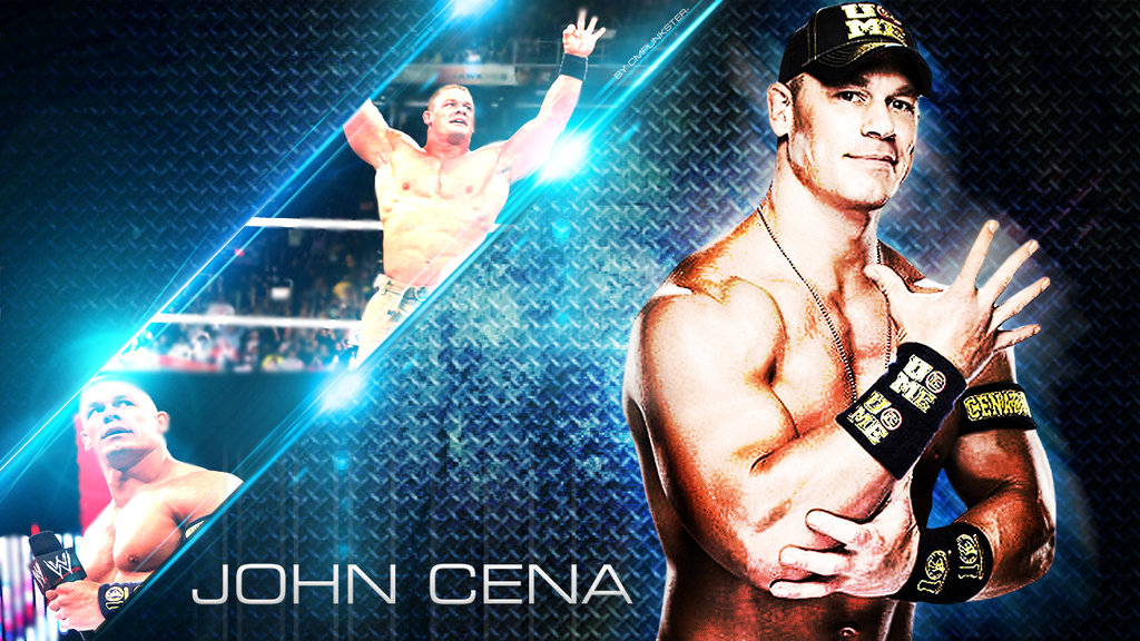 New John Cena Wallpaper