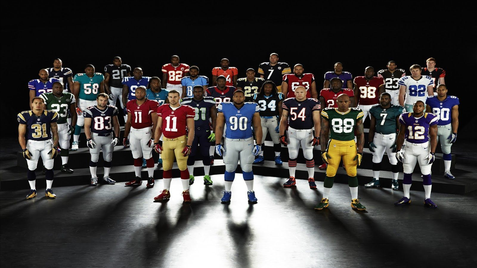 Nfl Players Wallpaper