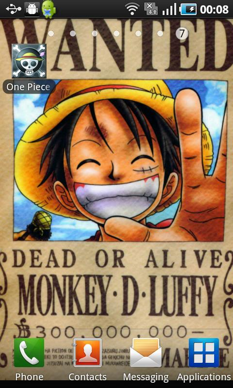 One Piece Live Wallpaper