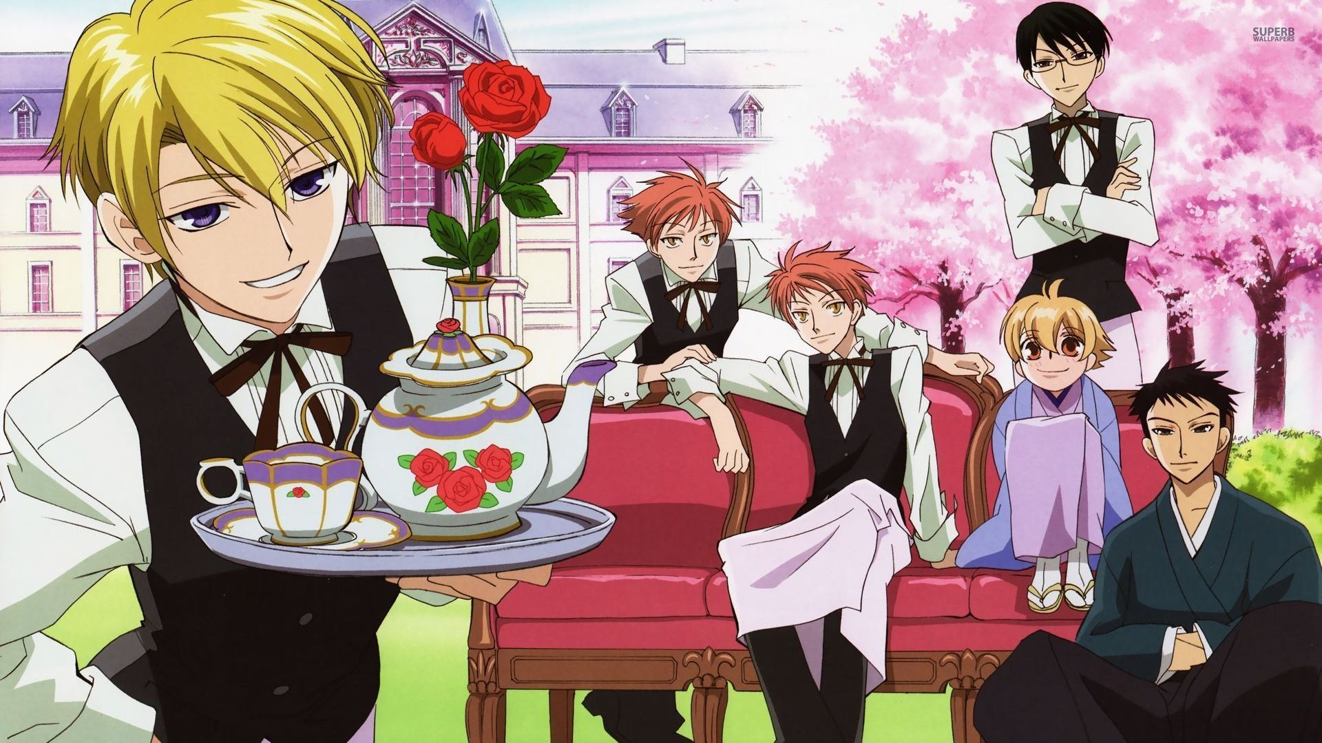 Ouran Wallpapers