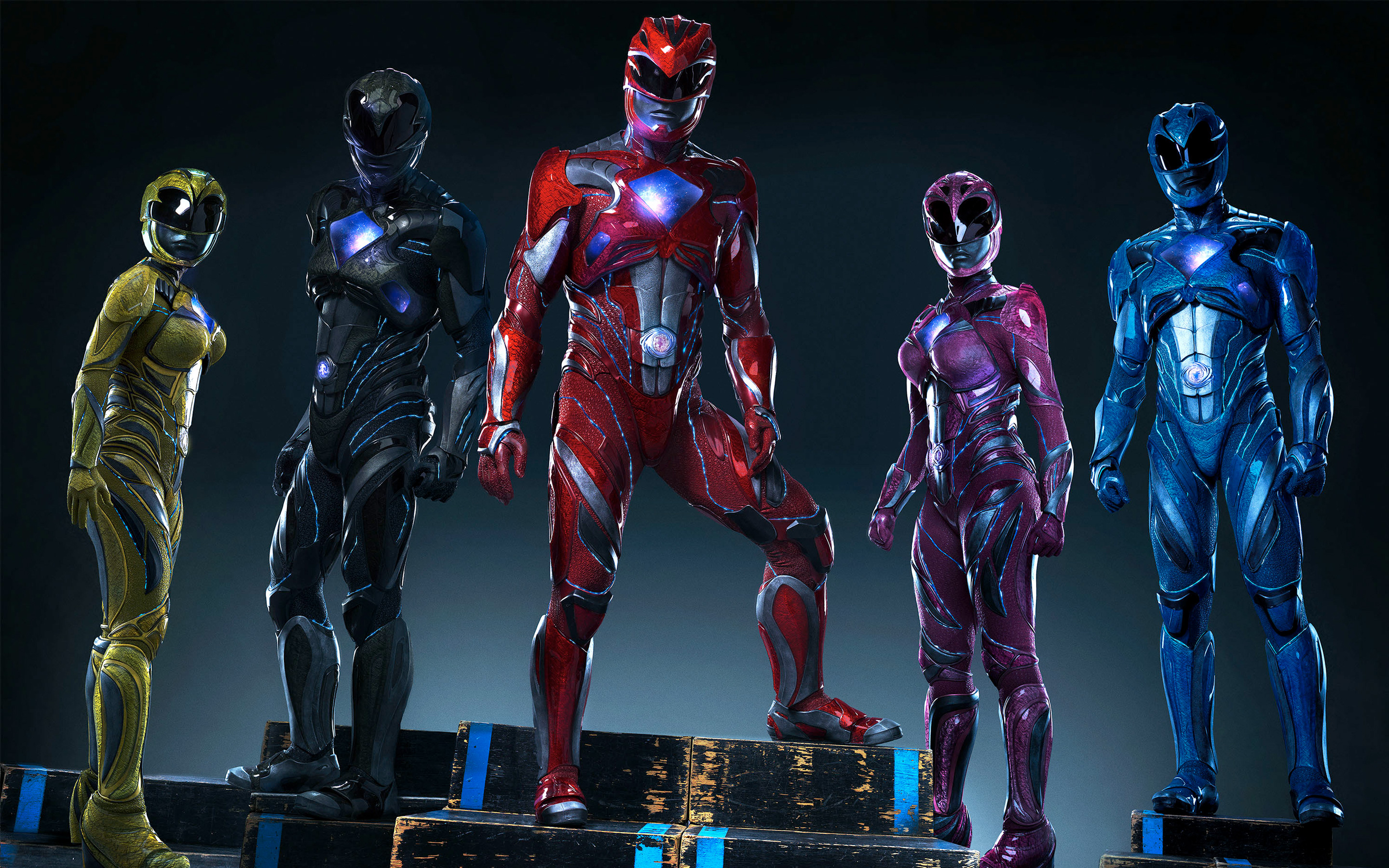 Power Rangers HD Wallpapers