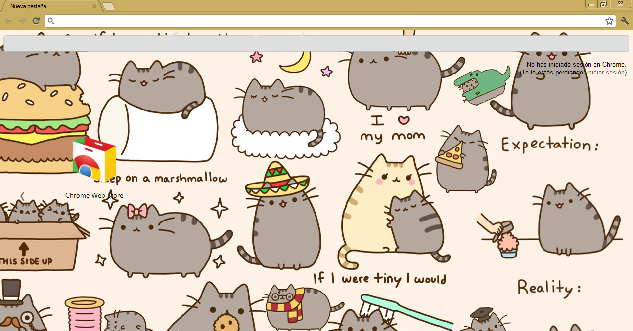 Pusheen The Cat Wallpapers