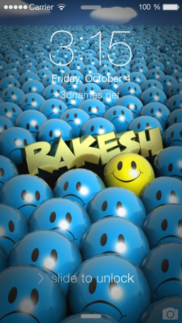 Rakesh Name Wallpaper