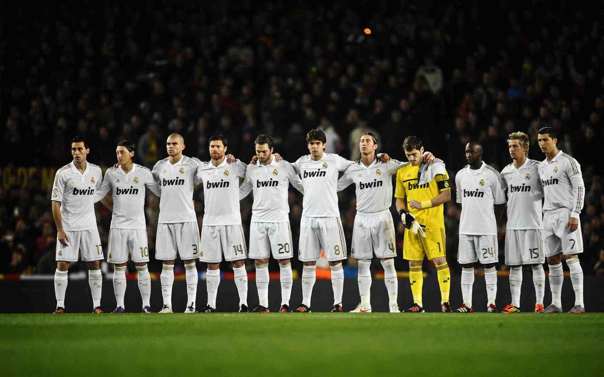 Real Madrid HD Wallpapers
