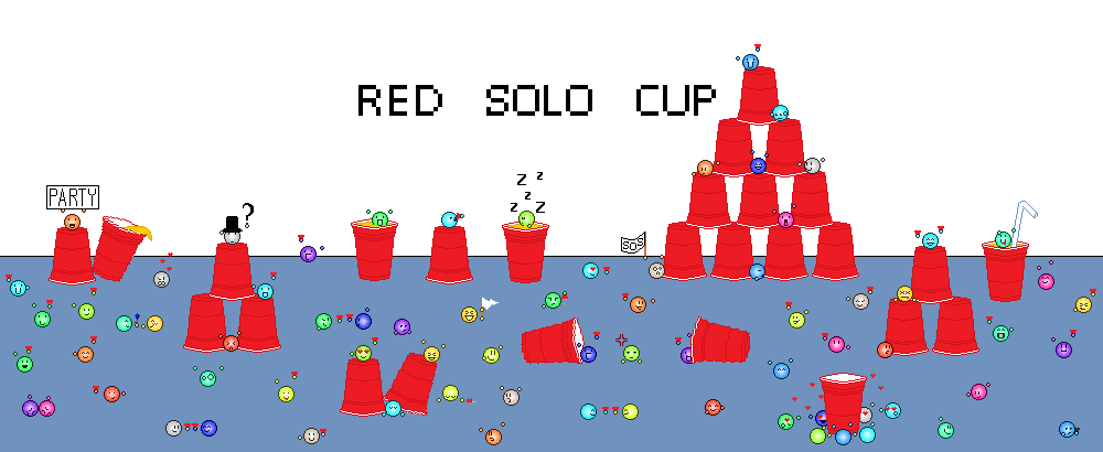 Red Solo Cup Wallpaper