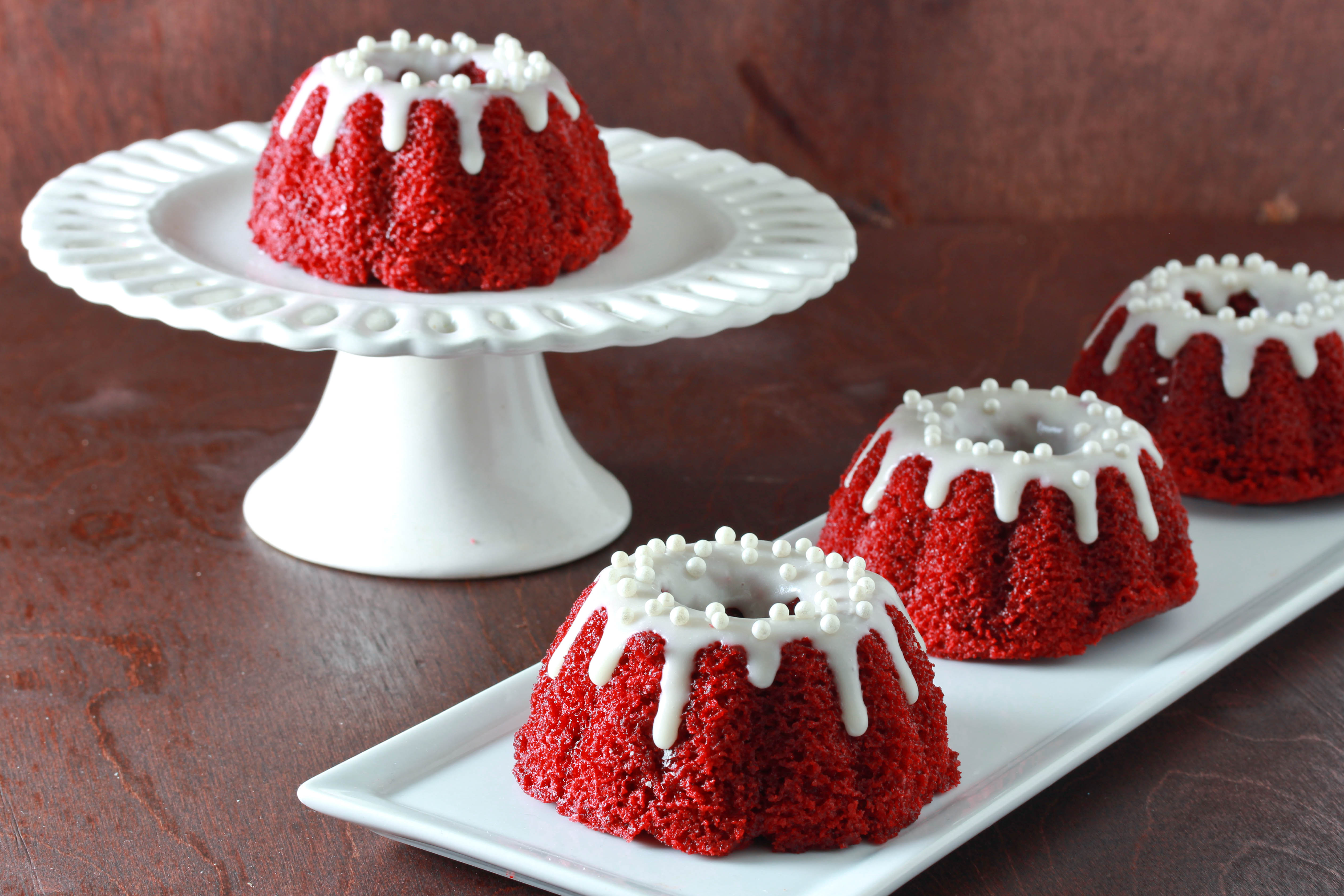 Fluted Cake Pan Recipes