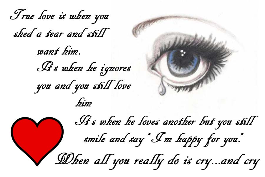 Download Sad Love Wallpapers For Mobile Phones Gallery