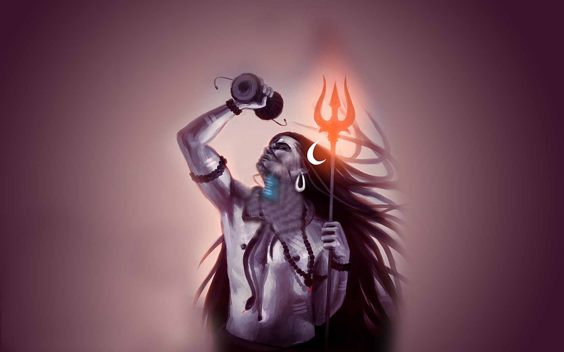 Shiva Animated Wallpaper HD