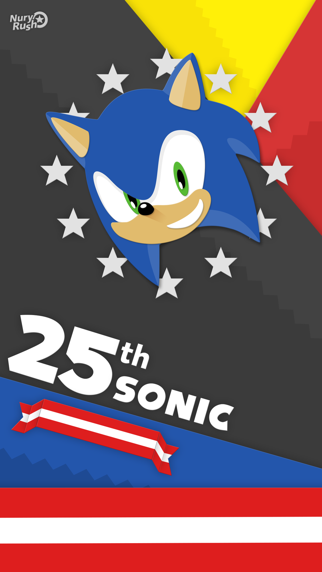 Sonic Phone Wallpaper