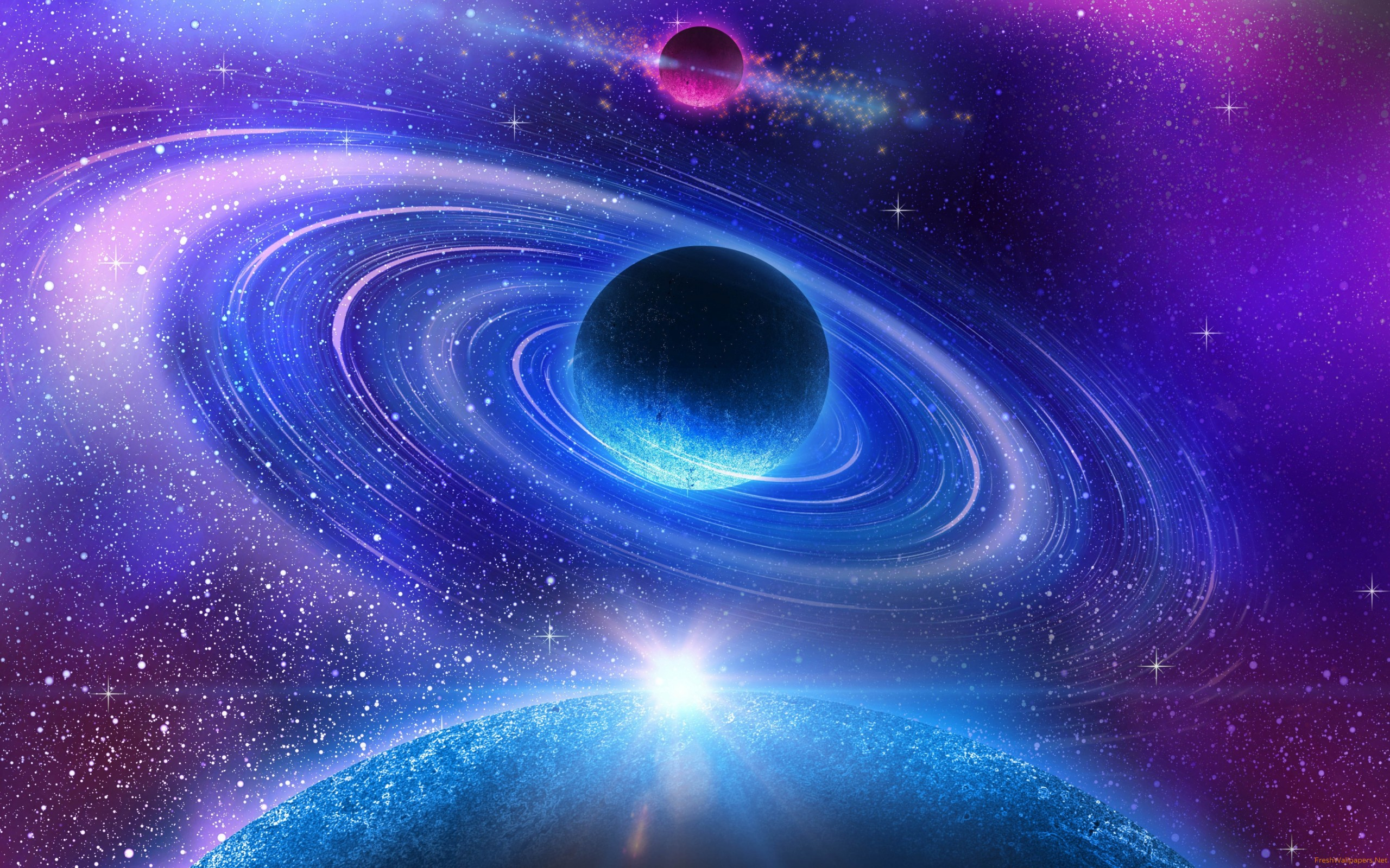 3d Space Background Wallpaper: Download Space 3D Wallpaper Gallery