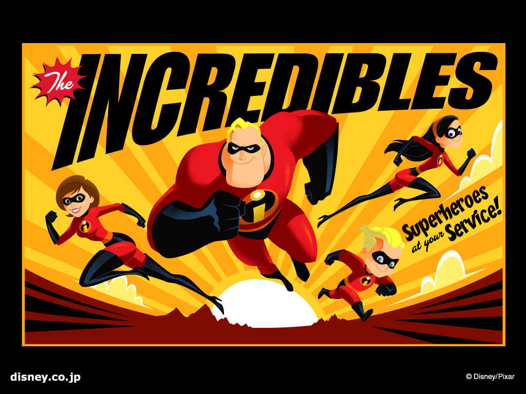 Download The Incredibles Wallpaper Gallery