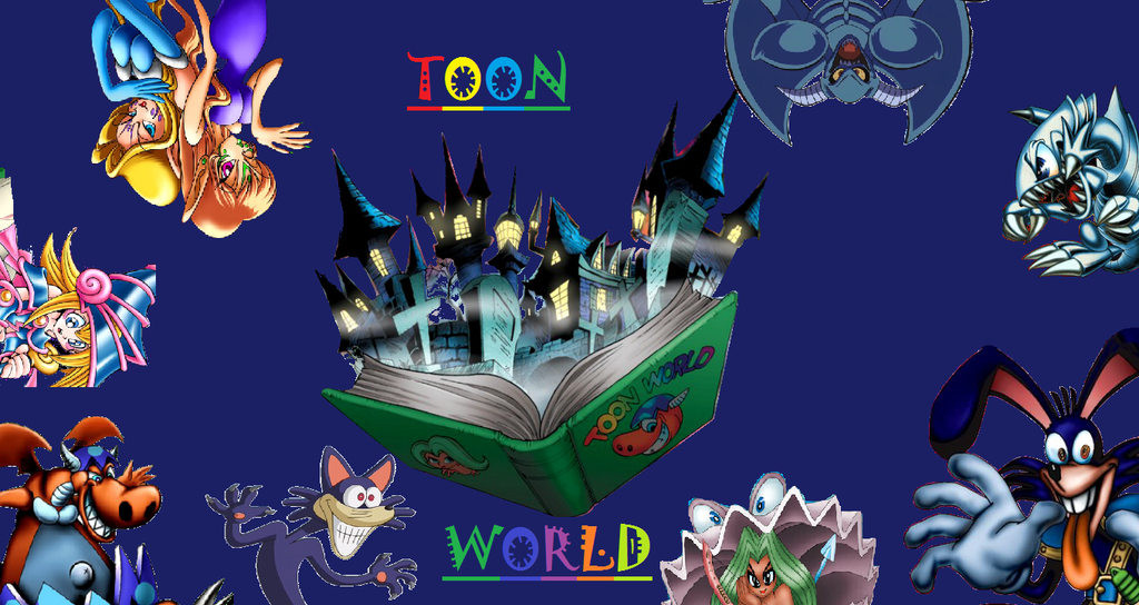 Toon World Wallpaper