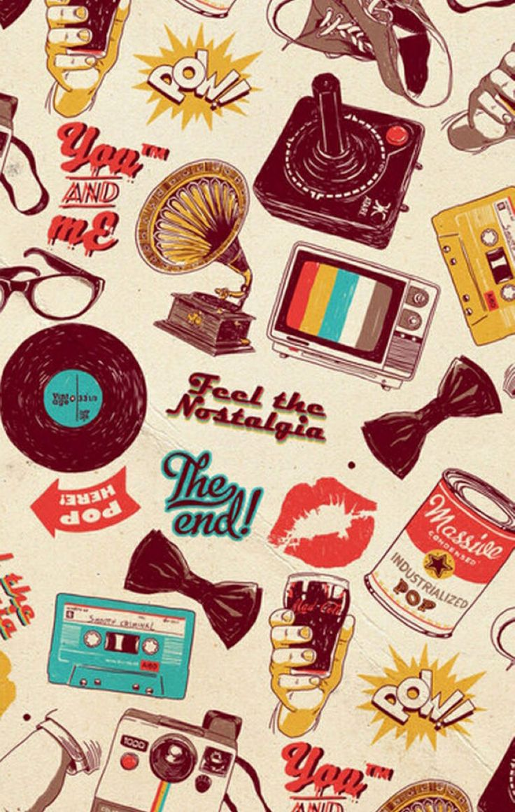 Vintage Wallpaper Iphone