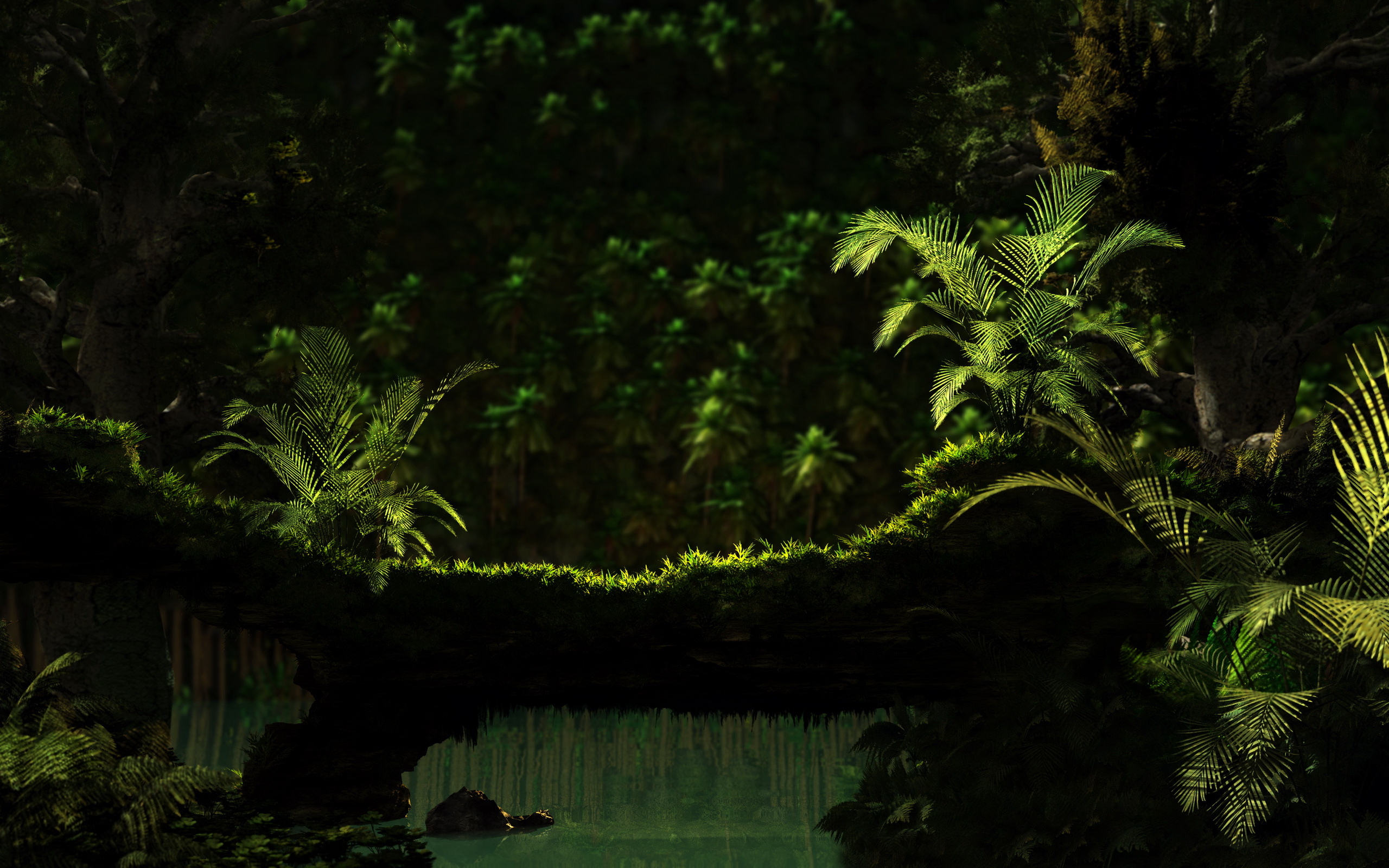 Wallpaper Jungle