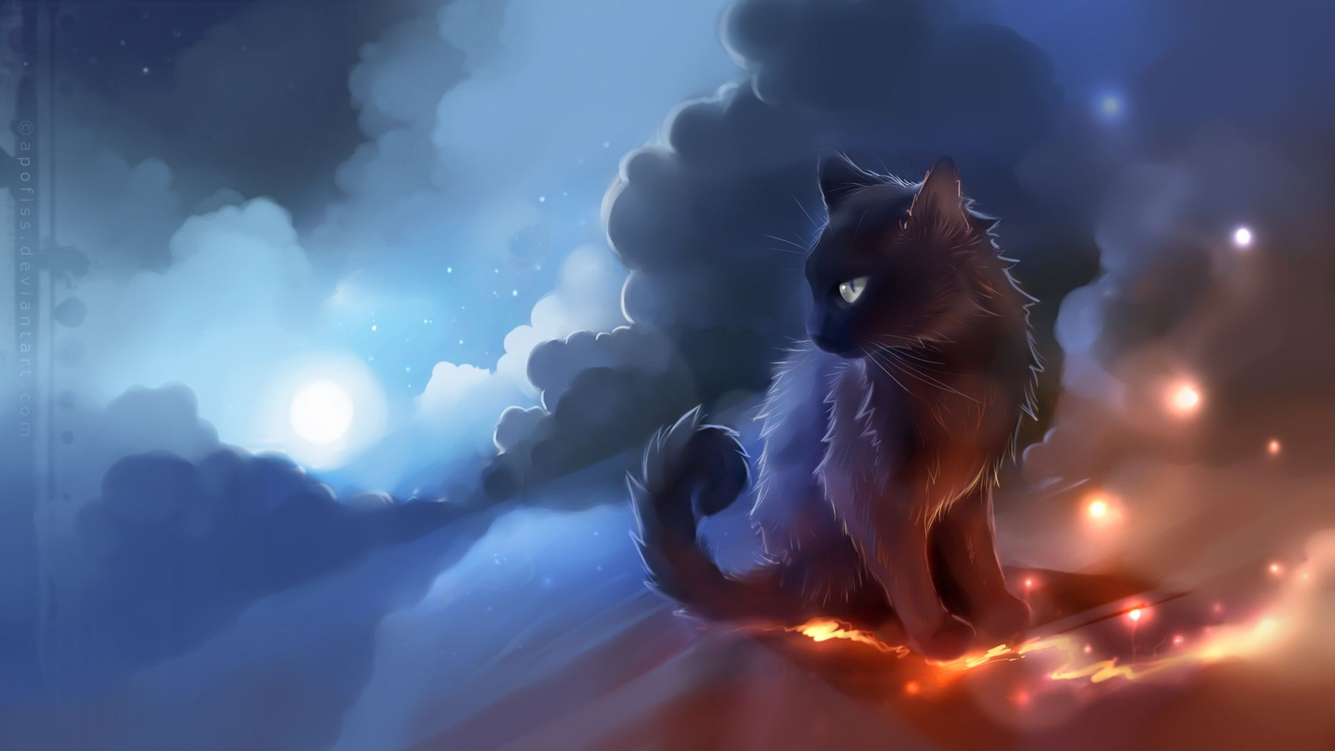 Warrior Cat Wallpaper