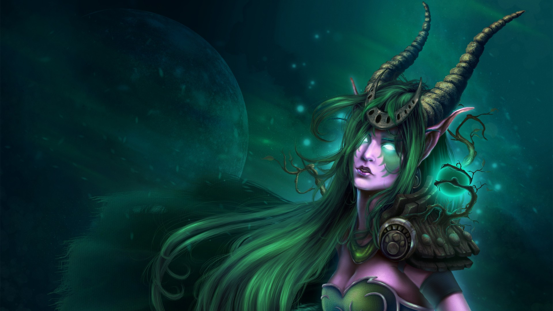 Download World Of Warcraft Druid Wallpaper Gallery