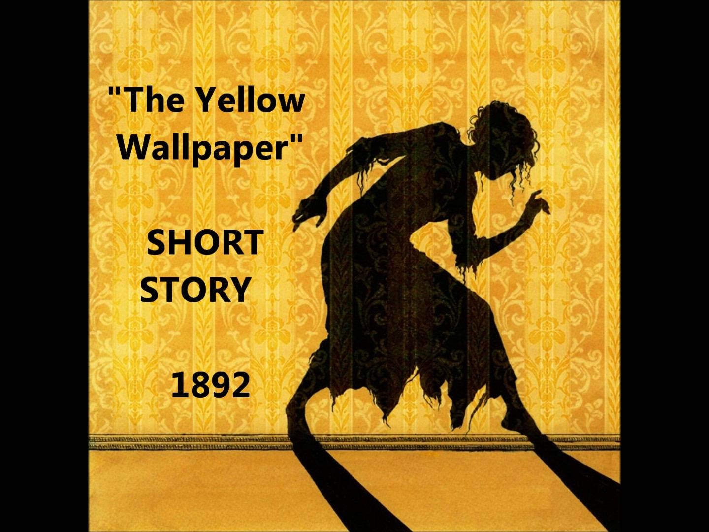 Yellow Wallpaper Audio