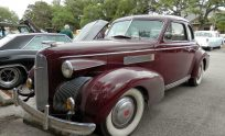 1939 Cadillac Lasalle Coupe Wallpapers