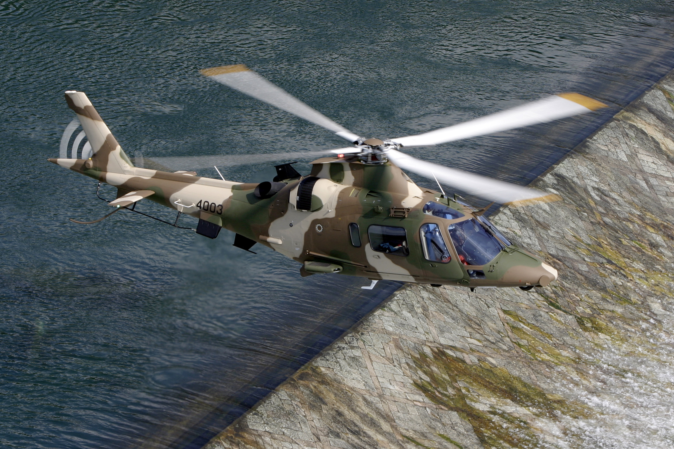 AgustaWestland AW109 Wallpapers