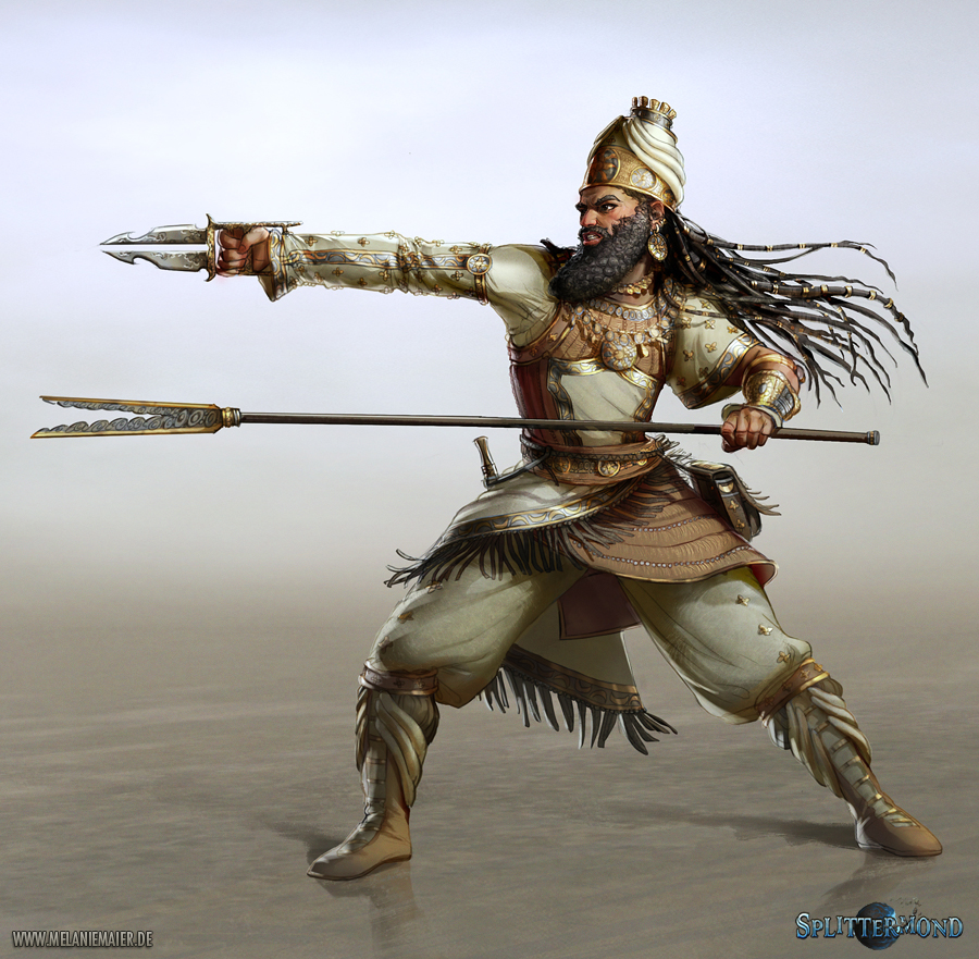 Assyrian Soldier Wallpapers