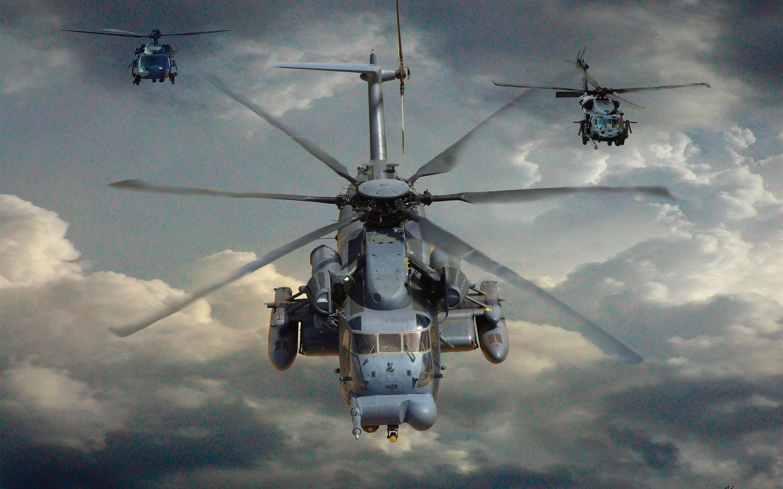 Attack Helicopter Wallpapers