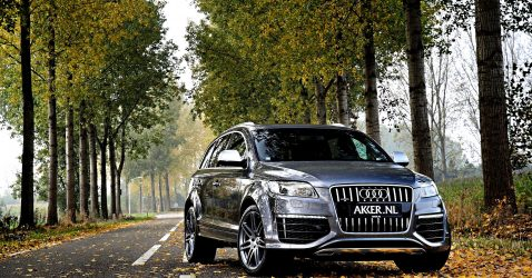 Audi Q7 Wallpapers